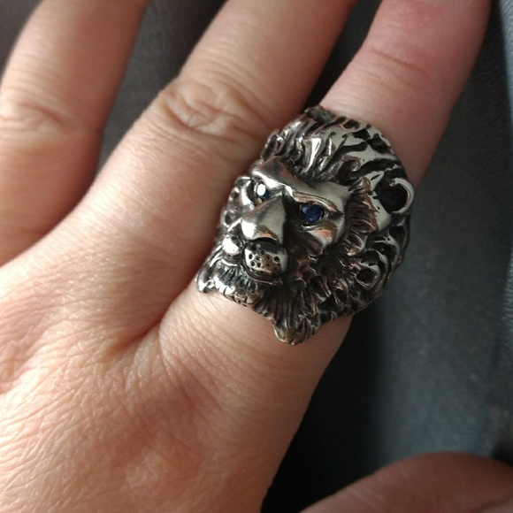 bf648d809 Great Frog London Jewelry | Custom Lion Head Ring | Poshmark